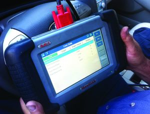Diagnostic Scan Tools and Electric Vehicles