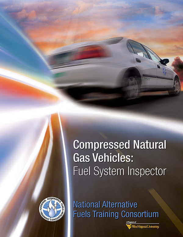 CNG Fuel System Inspector Cover