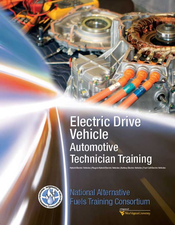 NAFTC – New River Community and Technical College Electric Vehicle Automotive Technician Training
