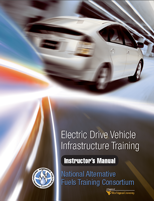 Electric Drive Infrastructure Training Manual Image