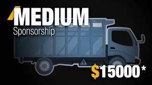 Medium Duty Sponsorship