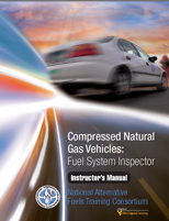 Compressed Natural Gas Vehicles: Fuel System Inspector Image
