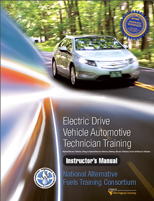 Advanced Electric Drive Automotive Technician Training Image